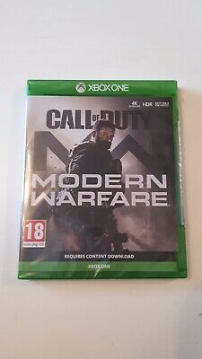 Call Of Duty Modern Warfare (XBOX ONE- NEW)