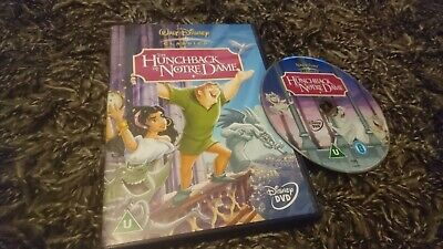 The Hunchback Of Notre Dame (DVD, 2002) Disney Classics 34