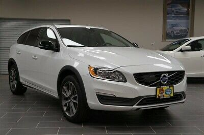 2017 VOLVO Other PREMIER AWD NAVIGATION BLIND SPOT MONITOR WARRANTY 2017 VOLVO V60 CROSS COUNTRY PREMIER AWD NAVIGATION BLIND SPOT MONITOR WARRANTY