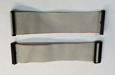 24 inch 34-Pin IDC Floppy Drive Ribbon Extension Cable//Cord CablesOnline FF-004