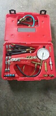 COMPLETE Star Products Deluxe Global Fuel Injection Pressure Test Set TU-443