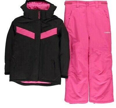 Campri Ski Suit Girls 13 (XL) Snowboarding jacket with trousers