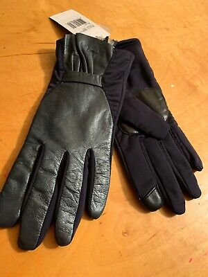 NWT Womens Echo Green Sheepskin  Gloves Medium  Touch #10