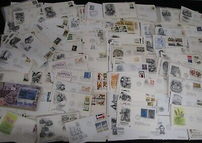 Lot Of 500 Dealer Stock First Day Covers Free Us Ship Fdc Stamp Collection