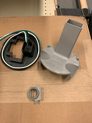 Hubbell Wiring Systems S1SPEXT2 System One Extron or FSR and Power Sub-Plate