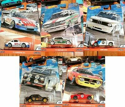 In Stock Ready To Ship Hot Wheels 2020 Car Culture Door Slammers