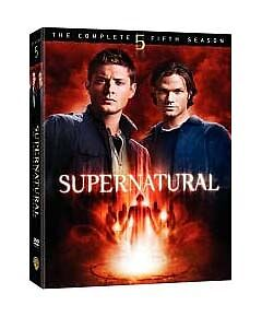 Supernatural - Series 5 - Complete (DVD, 2010)