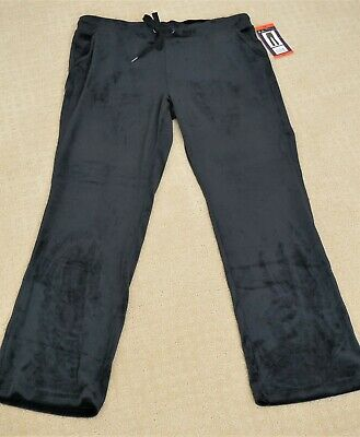 Gloria Vanderbilt Women's Jemma Size MEDIUM Ultra Soft Black Pants Warm NWT