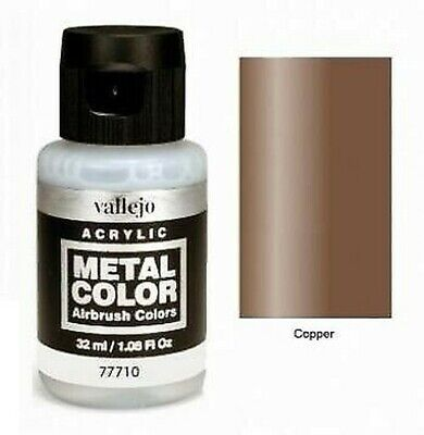 Vallejo Metal Color Gold 77725 Colori