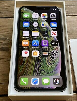 Apple iPhone XS - 64 GB - Space Grey (Unlocked) (AU Stock) FREE EXPESS SHIPPING!