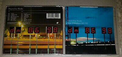 Depeche Mode - The Singles '86 - '98 - UK 2xCD