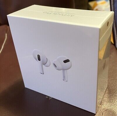 Apple AirPods Pro - White- Brand New - IN-HANDS! FAST FREE SHIPPING!