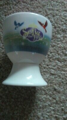 Sofia the first Egg Cup