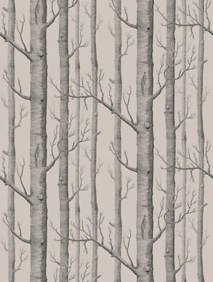 112/3009 COLE & SON ICONS WOODS Wallpaper - NEW  - 1 ROLL - RRP £85