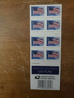 US Forever Stamps USPS Book Of 20 US First Class Postage