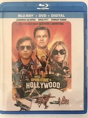 Once Upon A Time In Hollywood Bluray Only