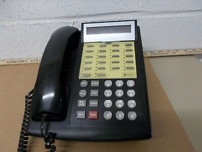 Avaya Phone Partner 18D Black Lucent AT&T  Euro Style 108367712