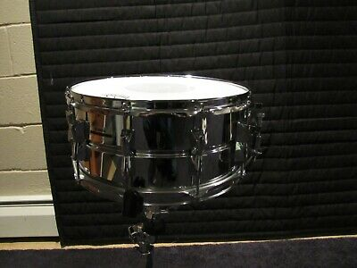 Yamaha Steel Snare Drum 14 x 6.5 SD266A