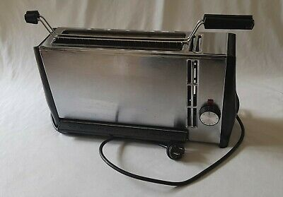 Vintage C1970'S General Electric Hotpoint Vertical Grill - Perfect Working Cond