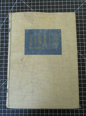 Singer Sewing book 1954 by Mary Brooks Picken