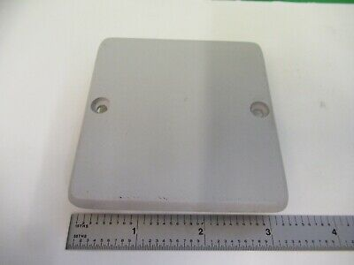 Leica Dmr Germany Plastic Cover Microscope Part As Pictured &80-A-06