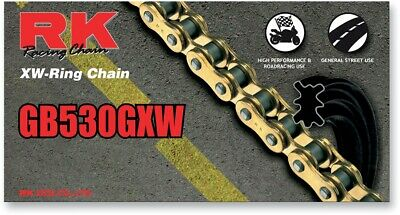 RK 530 GXW Ring Chain 114 Links Natural530GXW-114