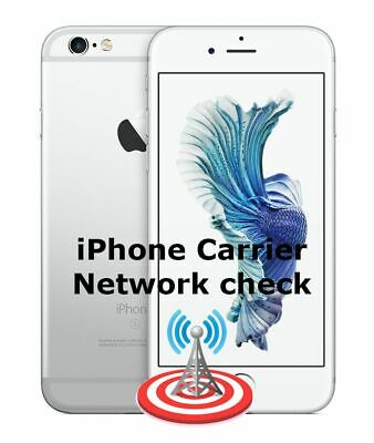 Check Iphone Imei Network Carrier Icloud Ipad Fast Blacklist Instant Status