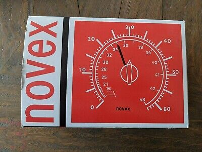 Meopta Novex Student Enlarger Timer With Instructions - Aussie Seller