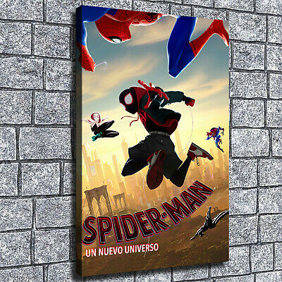 """12""""x18""""Run spider-man HD canvas photo home decor Wall Art picture painting photo"""