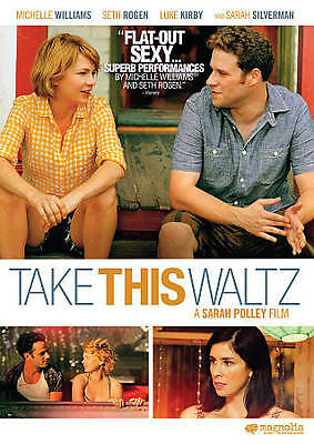 Take This Waltz (DVD, 2012) ,Seth Rogen, Michelle Williams,  Sealed