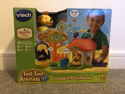 Vtech Toot Toot Animals Doggie Playhouse- Brand New