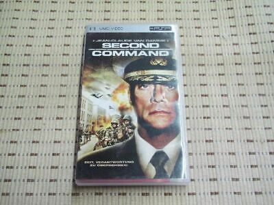 Second In Command Film UMD für Sony PSP *OVP*