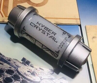 White Kyber Crystal From Disney Star Wars Galaxy's Edge SEALED