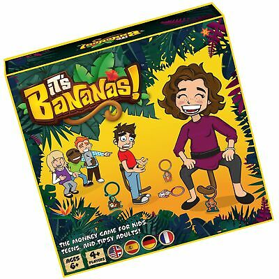 It's Bananas! The Monkey Game For Kids, Teens and Tipsy Adults