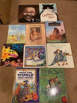 Lot Of 10 Board Picture Books Like New Childrens Books For Pre School Daycare