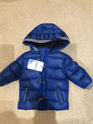 Mayoral Baby Boy Coat/ Jacket 9 Months NEW with tags