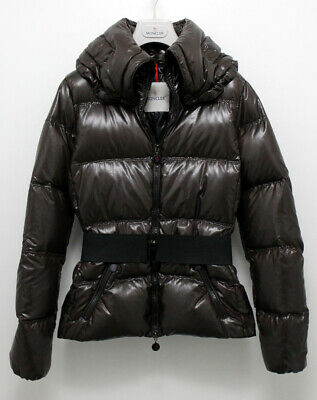 Authentic Moncler ALISO Real Down Women's Jacket with CERTILOGO Code UK Size 10