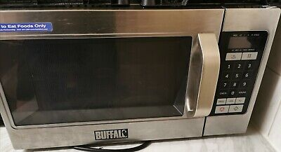Buffalo Programmable Commercial Microwave Oven