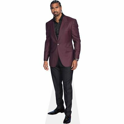 David Haye (Suit) tamano natural
