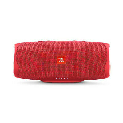 JBL CHARGE 4 Sistema Audio Portabile, Wireless, Bluetooth, USB NERO