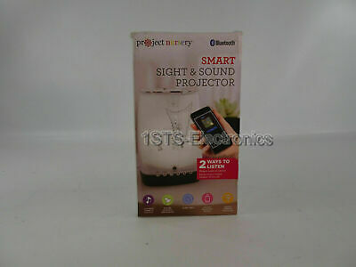 Project Nursery Sight /& Sound Sleep Soother Projector with Bluetooth