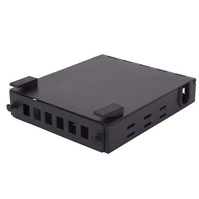 Fobot Lc 6 Port Wall Mount Fibre Optic Patch Panel