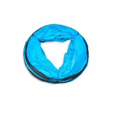 Pawz Waterproof Dog Agility Training Exercise Tunnel With Carry Bag