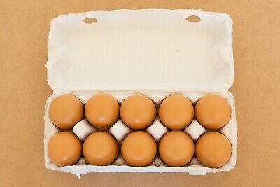 Wooden Eggs Toy Pretend Play Kitchen Food Cooking Kids Toys Free Postage