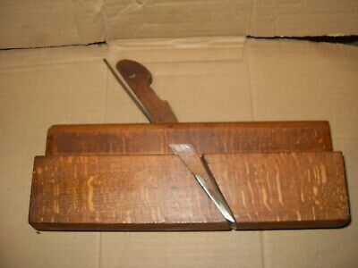W Marples & Sons (Sheffield) No.18 Hollow Moulding Plane - As Photo's