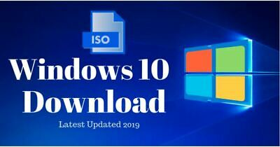✅ Windows 10 Pro + Office 2019 December 2019 Pre-Activated ✅ Latest version ⚡