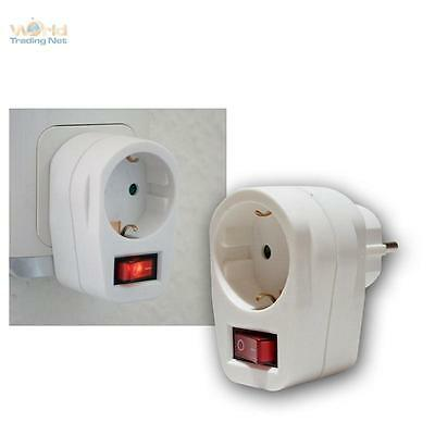 Sockets Switch Socket a / from 230C Max 3500W