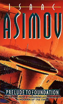 Prelude to Foundation, Isaac Asimov, New Book