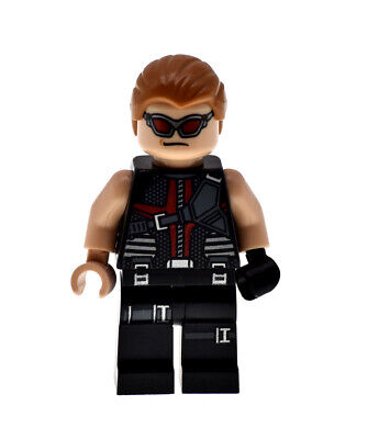 Hawkeye (Marvel Super Heroes Avengers) 6867 Genuine LEGO Minifigure