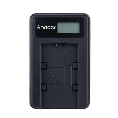 Digital Camera Battery Charger for Sony NP-FP50/70/FP90/FF170 G4J6